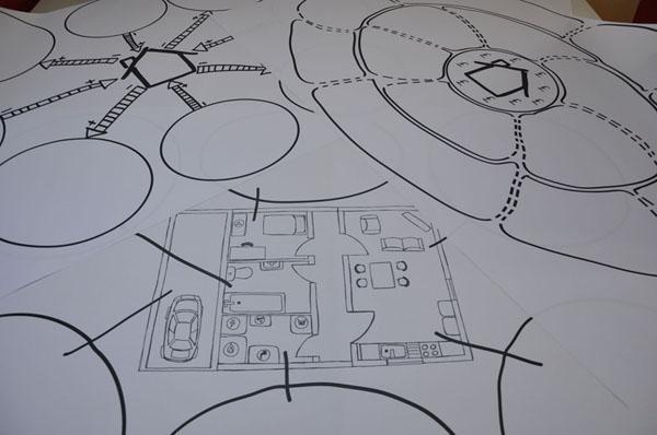 Drawing Lines Of Symmetry Worksheet : Drawing proboscis